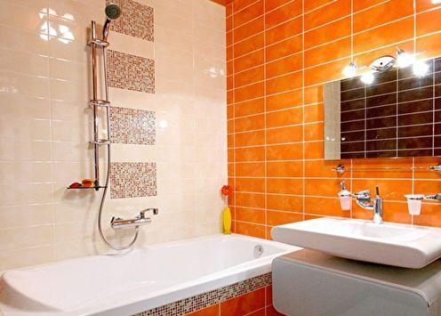 Conception d'une petite salle de bain de 3 m² (60 photo)