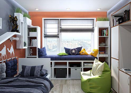 Petite chambre d'enfants: 50 belles idées de design