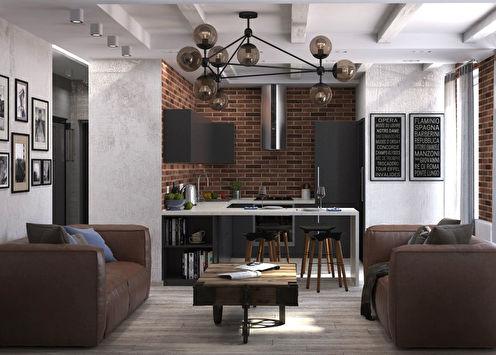 SoftLoft: Appartement pour un jeune couple