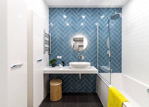 Design de salle de bain 2018: idées modernes (85 photos)