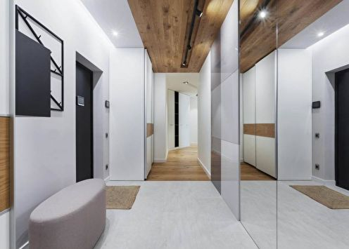 Hallway Design 2018 (+80 photos)