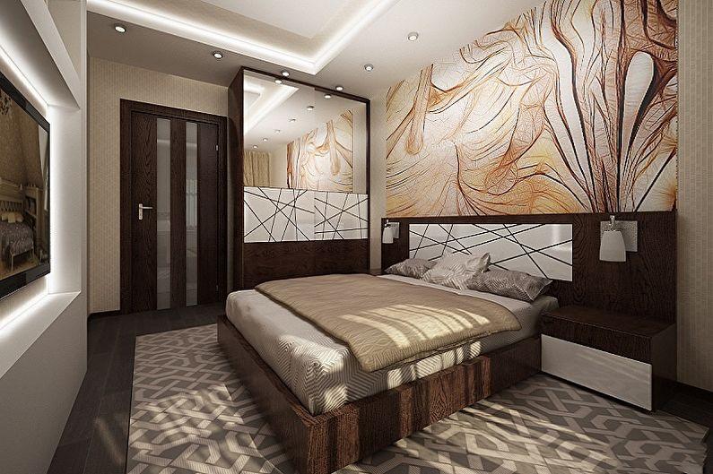 Conception de la chambre 15 m2 - À considérer lors de la planification d'une réparation de chambre à coucher