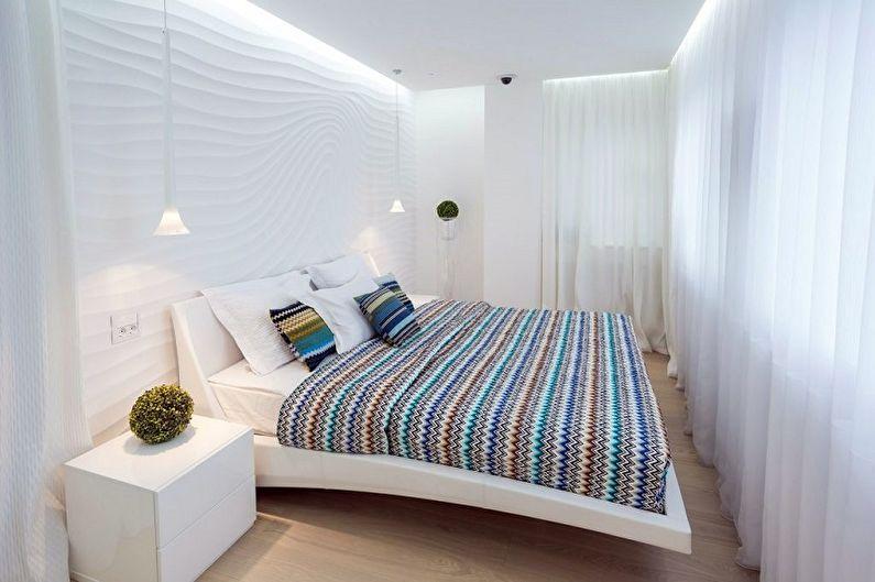 Conception de la chambre 15 m2 - Meubles