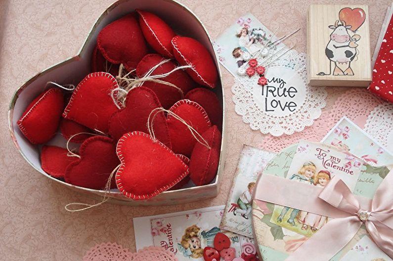 Comment faire un cadeau DIY pour le 14 février