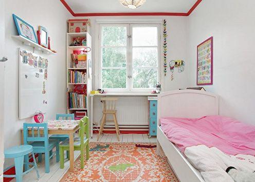 Petite chambre d'enfant (90 photos): idées de design