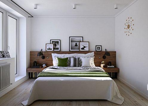 Petite chambre (90 photos): idées de design