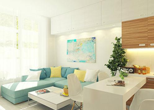 Seasmall: Appartement 29 m2