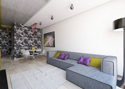 Le Futur: Appartement de style moderne