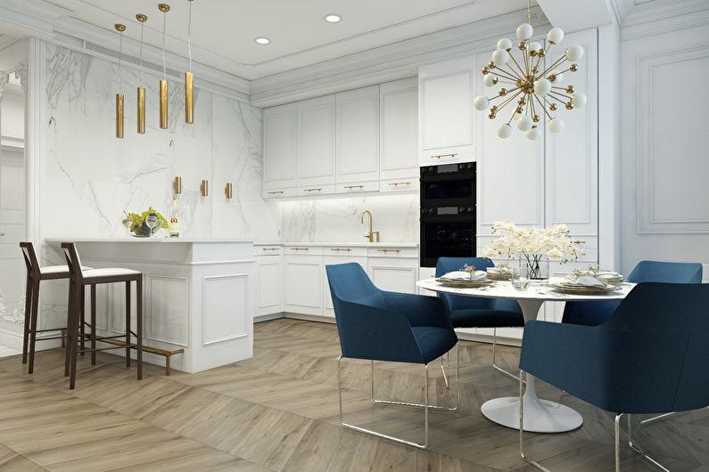 Appartement Design dans LCD Donskoy Olympus - photo 3
