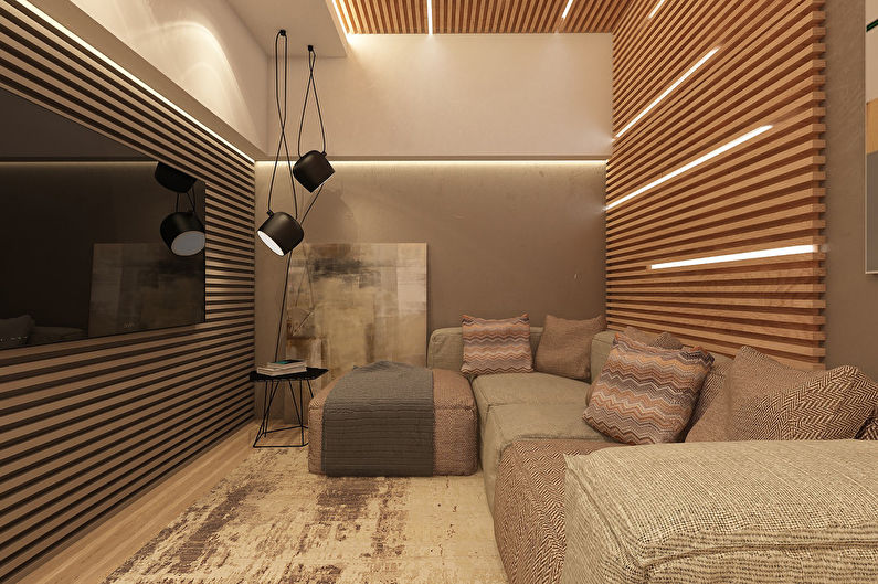 Appartement design 53 m2 - photo 1