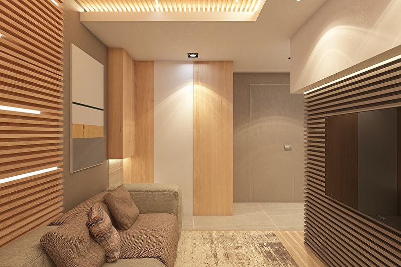 Appartement design 53 m2 - photo 2