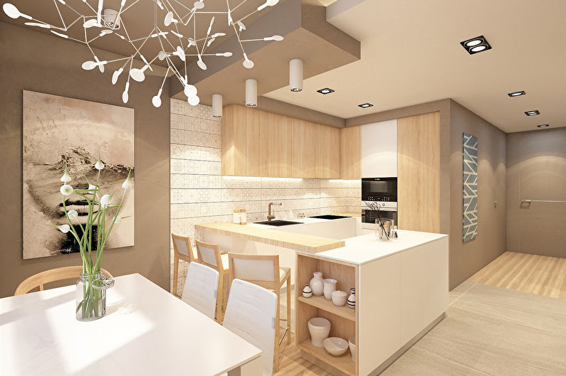 Appartement design 53 m2 - photo 4