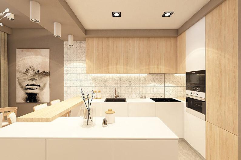 Appartement design 53 m2 - photo 5