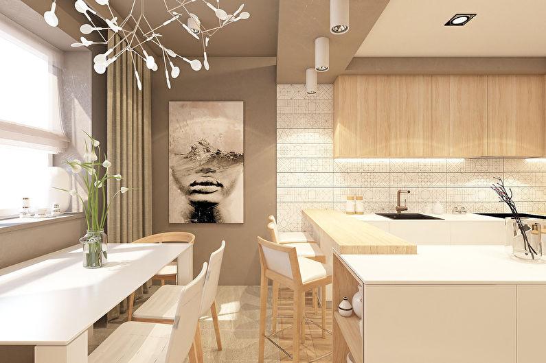 Appartement design 53 m2 - photo 6