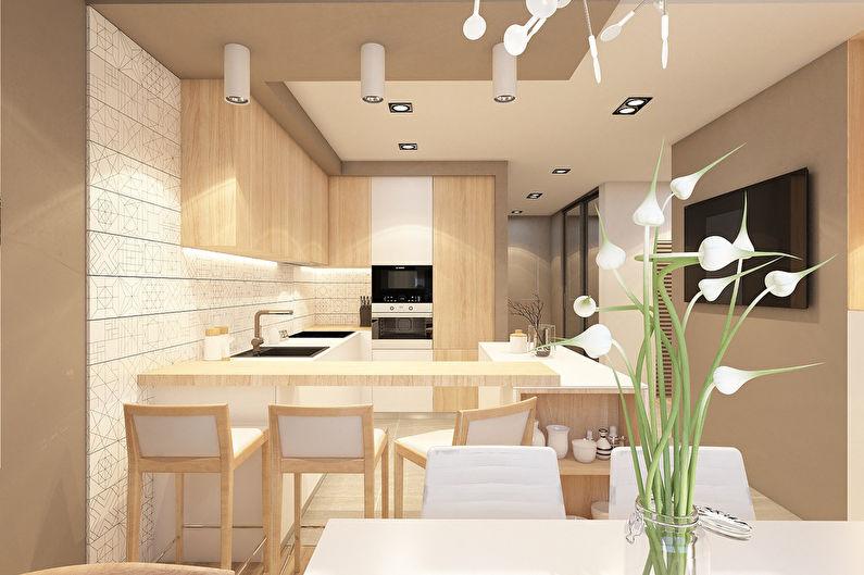 Appartement design 53 m2 - photo 7