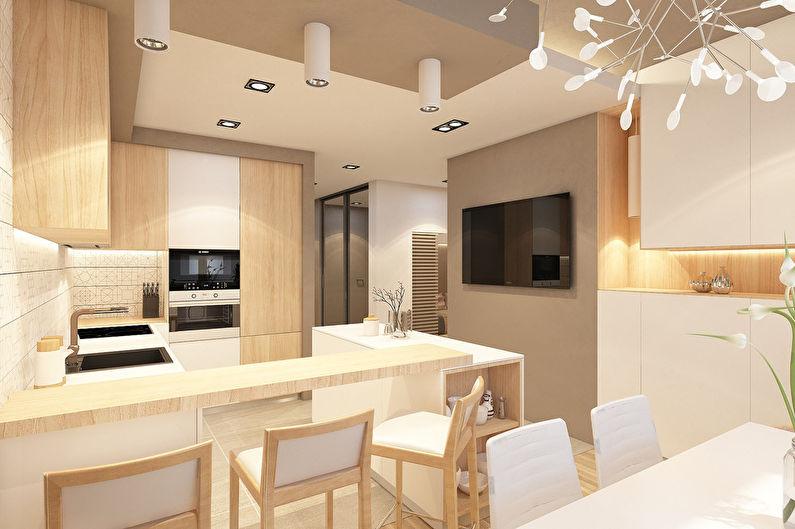 Appartement design 53 m2 - photo 8
