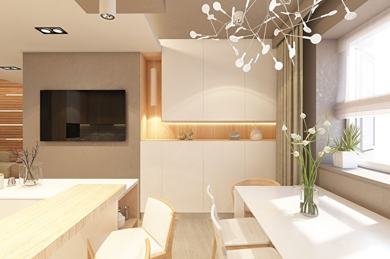 Appartement design 53 m2 - photo 9