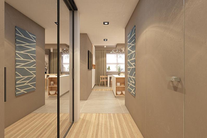 Appartement design 53 m2 - photo 10