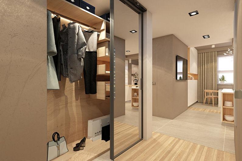 Appartement design 53 m2 - photo 11