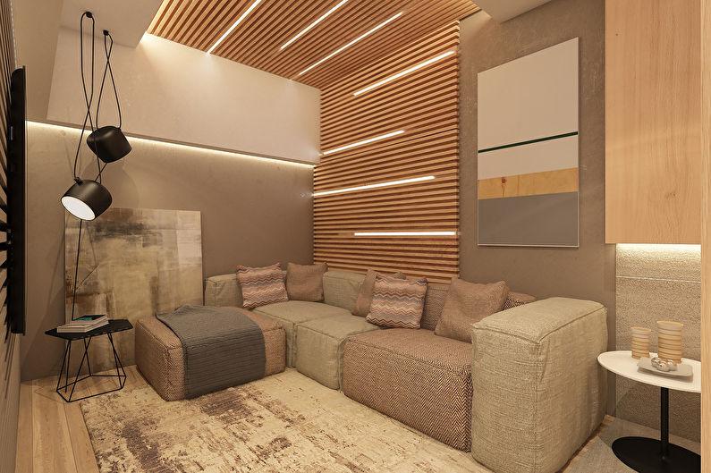 Appartement design 53 m2