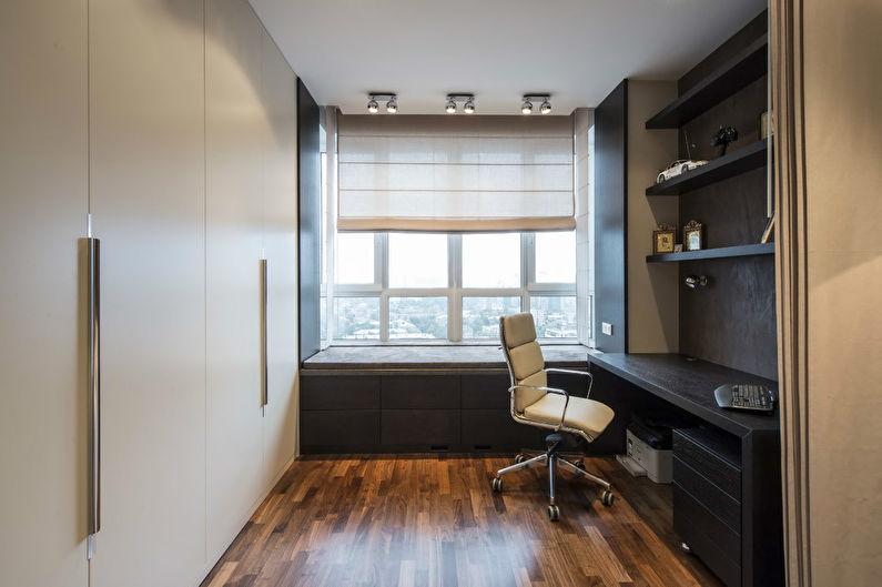 Niveaux de gris: Appartement à Moscou - photo 4