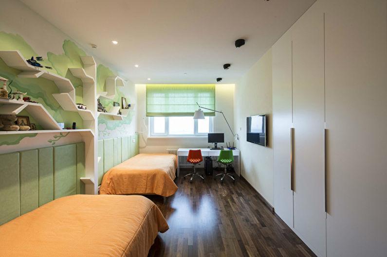 Niveaux de gris: Appartement à Moscou - photo 6