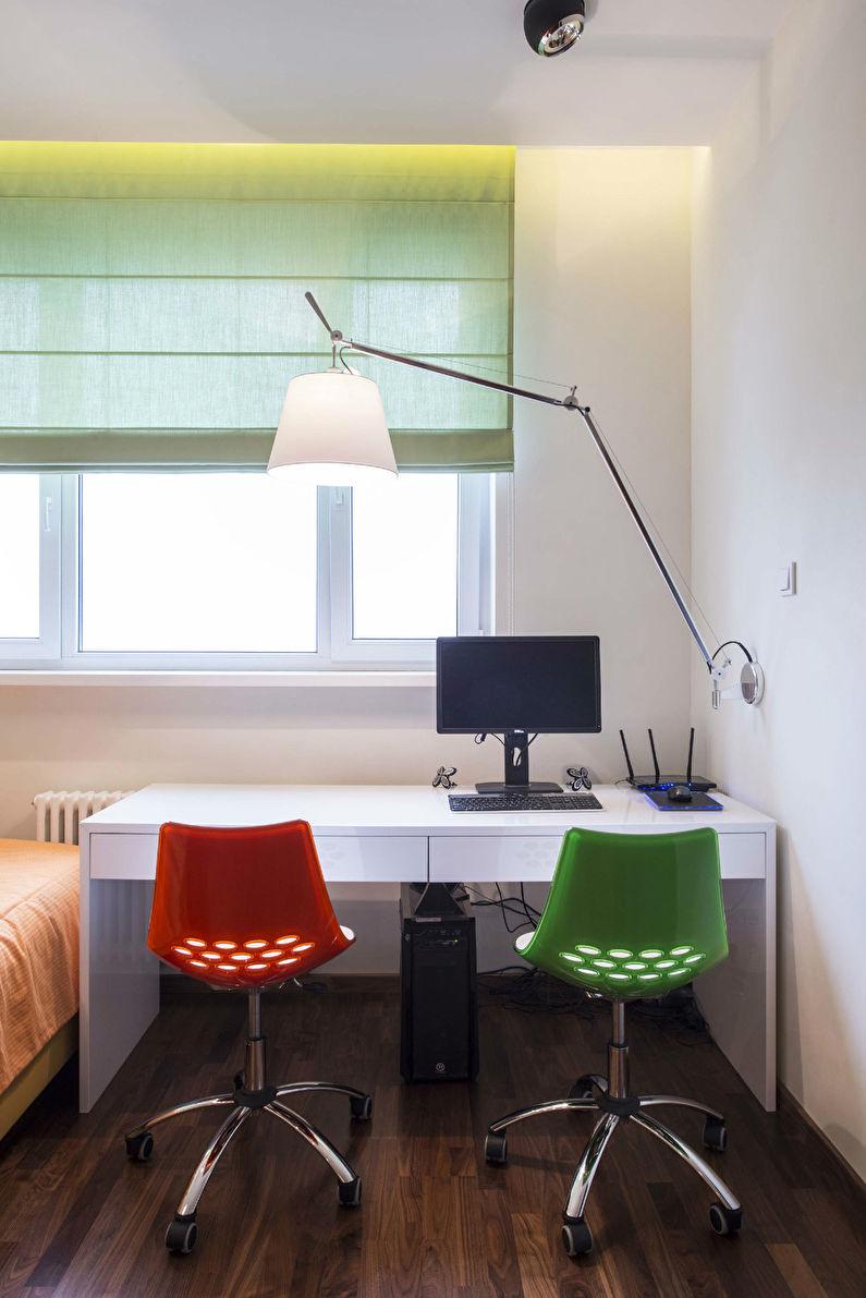Niveaux de gris: Appartement à Moscou - photo 8