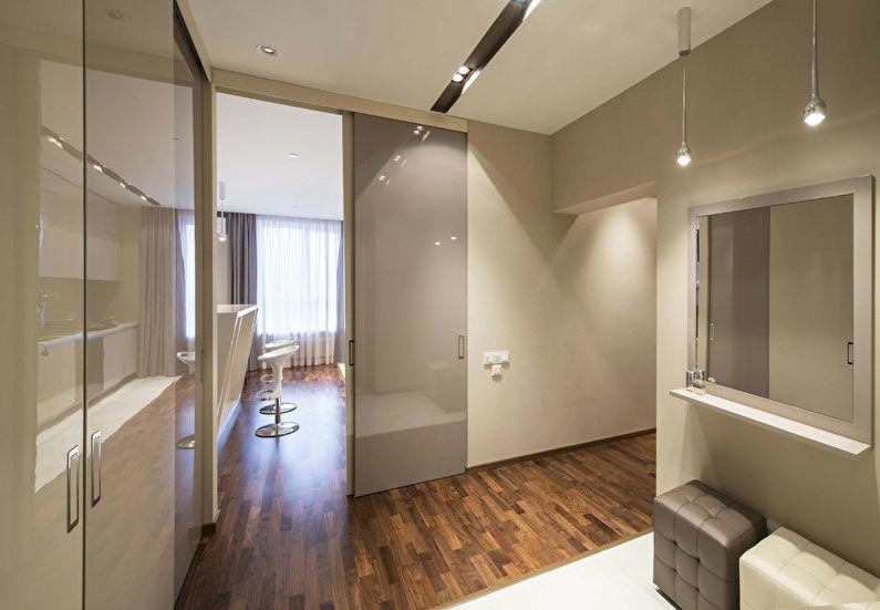 Niveaux de gris: Appartement à Moscou - photo 10