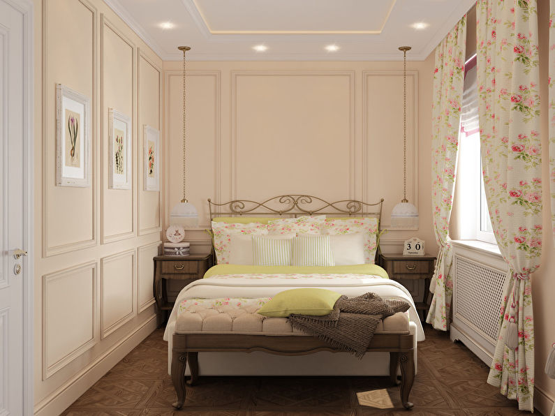 Smell Of A Rose Provence Style Bedroom Design Interior Ideas