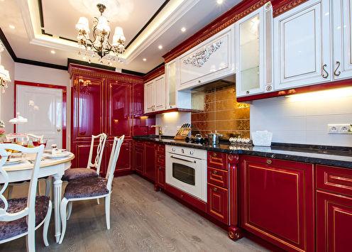 Conception de cuisine de style classique (+65 photos)