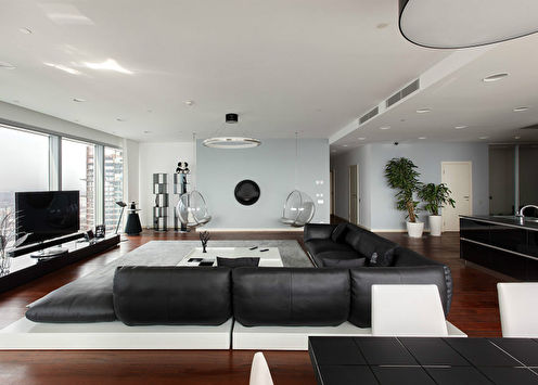 Prenez de la hauteur: Appartement au 50e étage