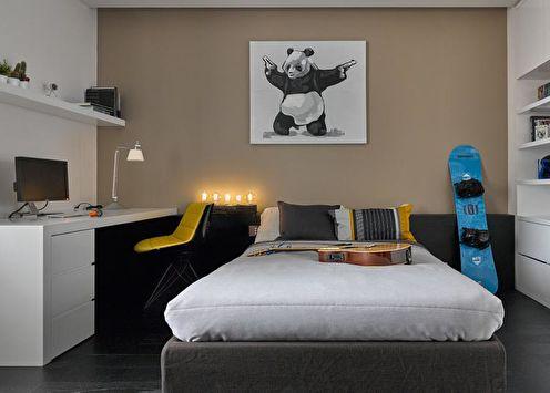 Concevoir une chambre pour un adolescent (70 photos)