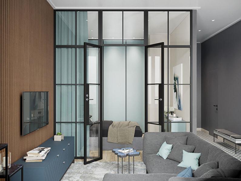 Appartement pour fille, 37 m2 - photo 2