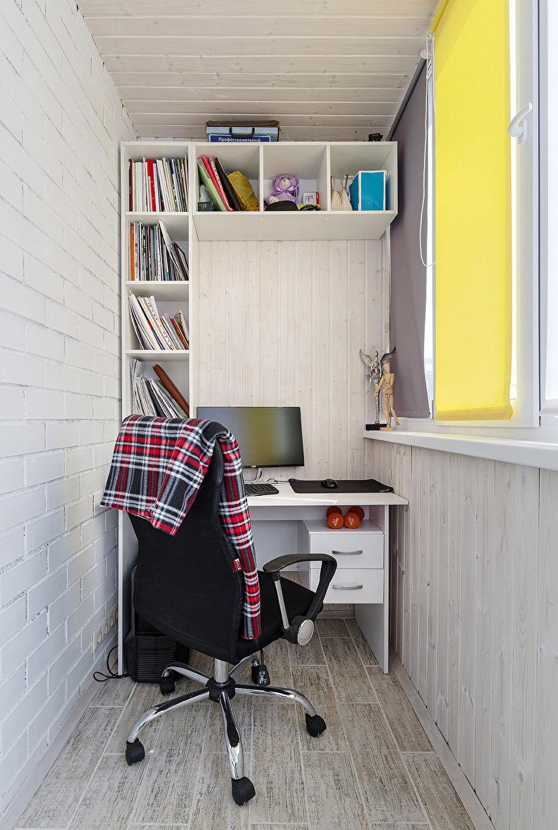 Studio dans un style scandinave - photo 7