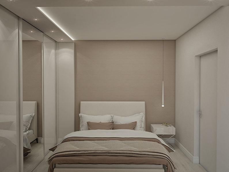 L'appartement est dans un style moderne, 40 m². - photo 6