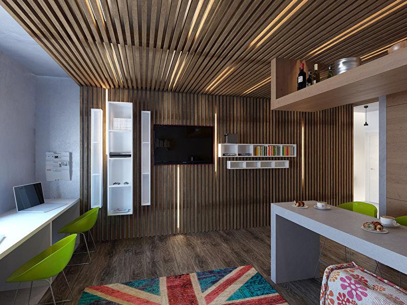Petit appartement dans LCD Park City, Kiev - photo 1