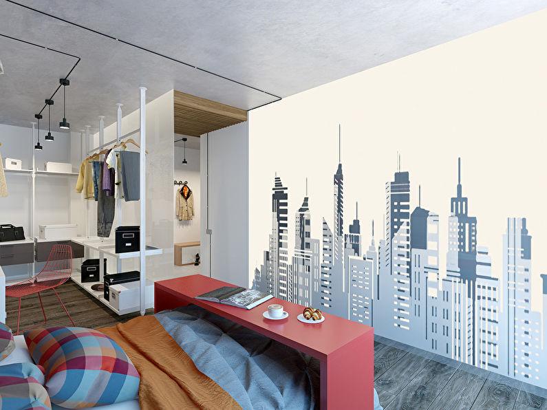 Petit appartement dans LCD Park City, Kiev - photo 5