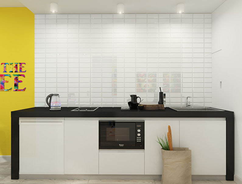 """""""L'invasion du Pop Art"""": Appartement 46 m2 - photo 4"""