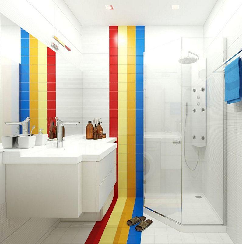 Pop Art Invasion: Appartement 46 m2 - photo 9