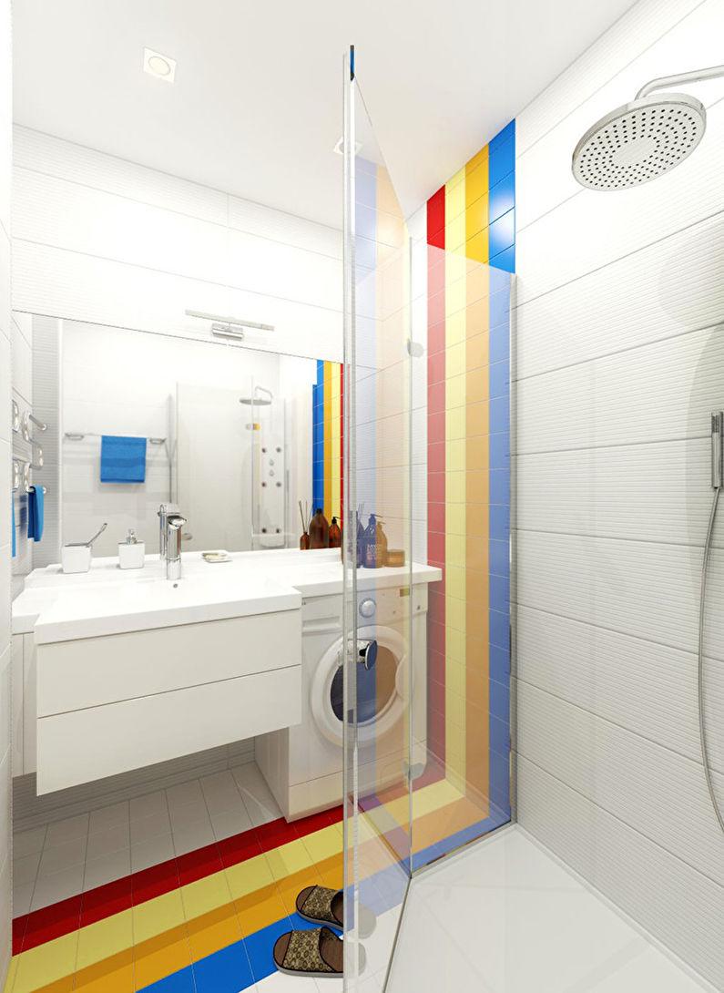 Pop Art Invasion: Appartement 46 m2 - photo 10