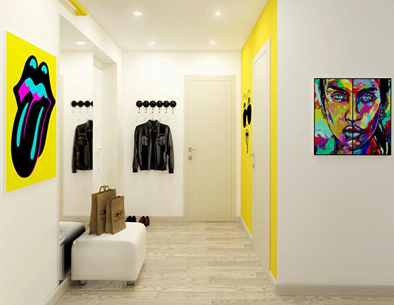 Pop Art Invasion: Appartement 46 m2 - photo 12