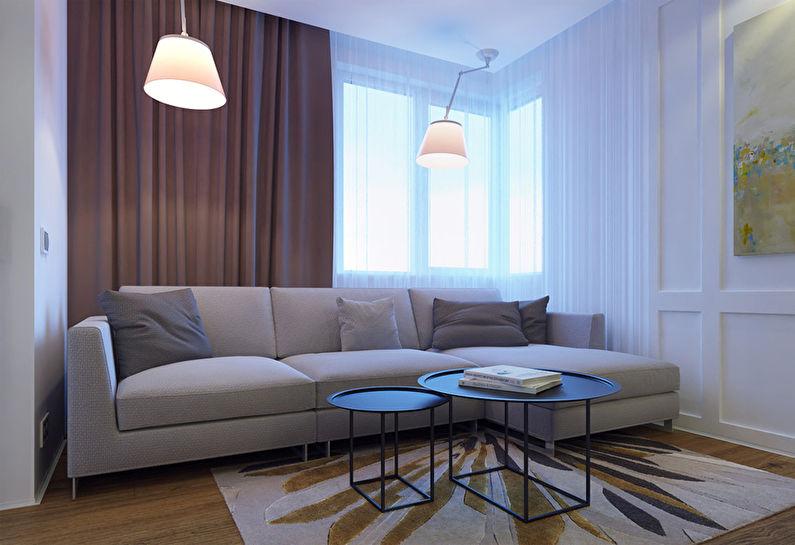 Appartement en LCD