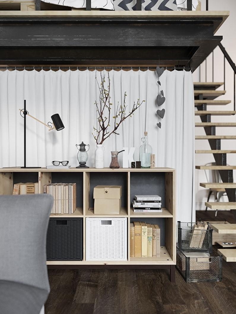 Appartement style loft scandinave - photo 5
