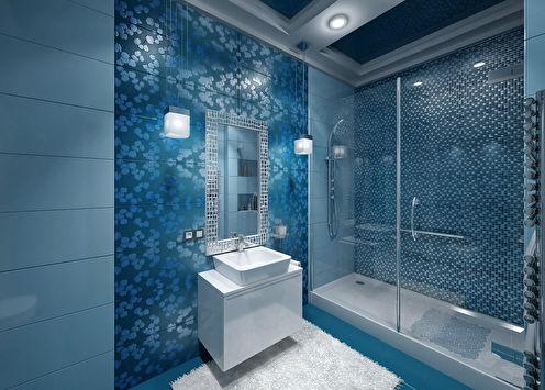 Mimosa Mare: Salle de bain 6 m2