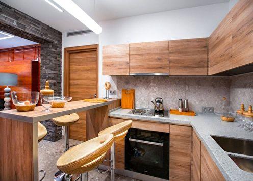 Quel design pour concevoir une cuisine moderne. Pays, Provence, hi-tech ou minimalisme?