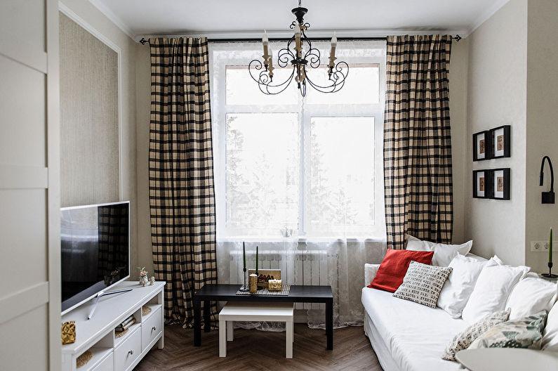Intérieur d'un petit appartement à Novossibirsk - photo 1