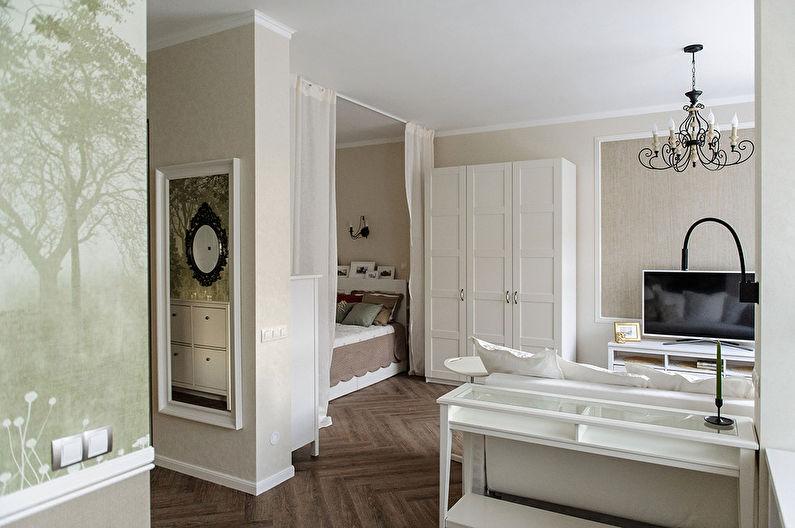 Intérieur d'un petit appartement à Novossibirsk - photo 3