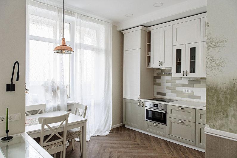 Intérieur d'un petit appartement à Novossibirsk - photo 4