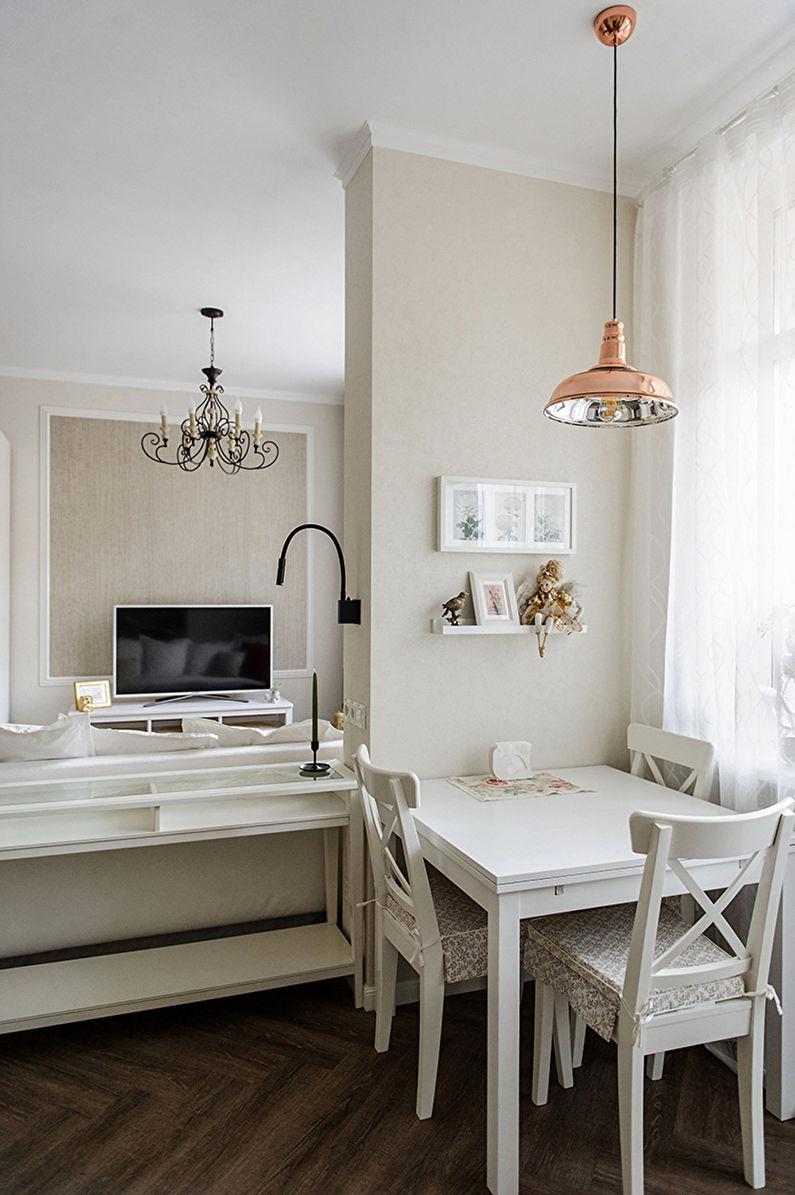 Intérieur d'un petit appartement à Novossibirsk - photo 6