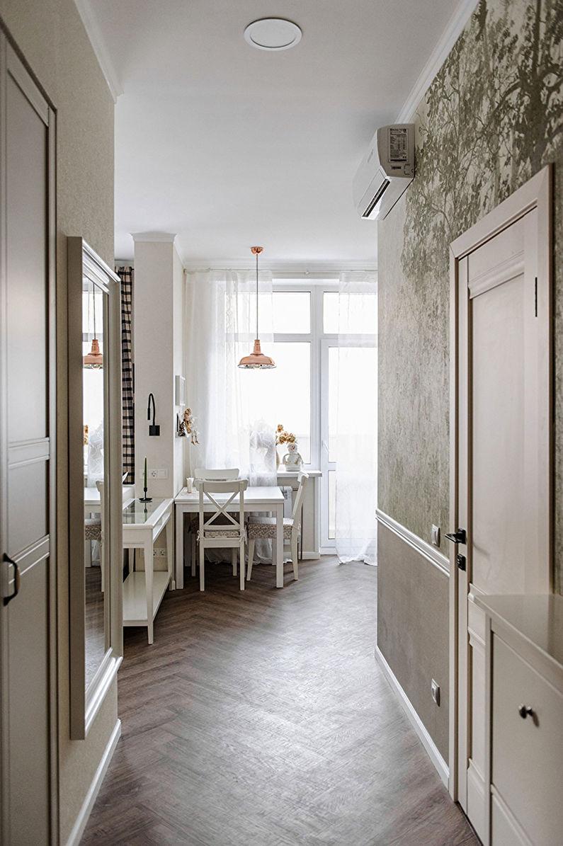 Intérieur d'un petit appartement à Novossibirsk - photo 7